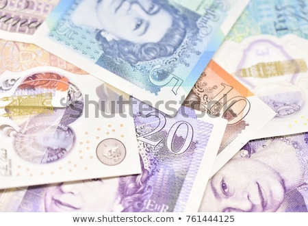 Booming British Economy Stock photo © Lightsource