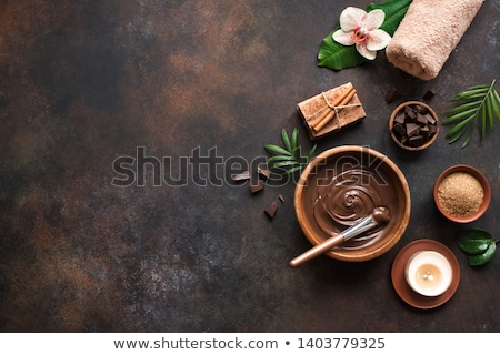 chocolate spa Stock photo © joannawnuk