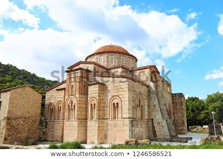 Церкви Афины древних город Сток-фото © fazon1