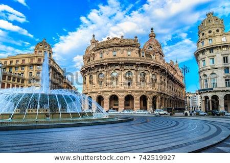 Genoa, Italy Stock photo © boggy