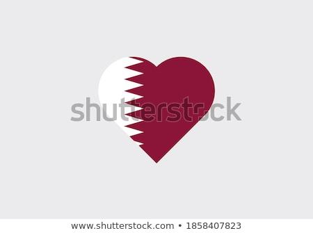 Amor Catar ilustração assinar coração conselho Foto stock © colematt