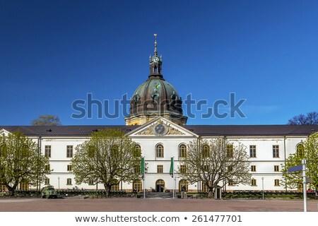 Leger museum Stockholm militaire geschiedenis wijk Stockfoto © borisb17