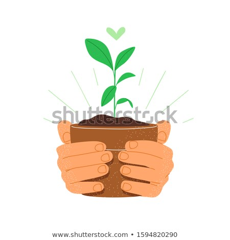 Gardening Love Stock photo © Lightsource