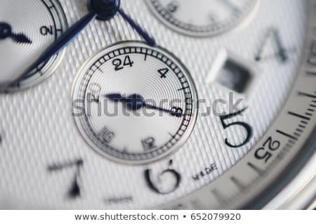 Man's watch close up. Stock photo © borysshevchuk