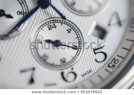 Смотреть · лице · моде · часы - Сток-фото © borysshevchuk
