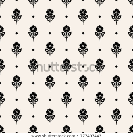 Floral motifs Stock photo © zsooofija