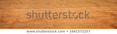 Cerise grain de bois texture bois résumé design Photo stock © AGorohov