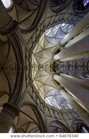 собора · Франция · Готский · римской · католический · города - Сток-фото © phbcz