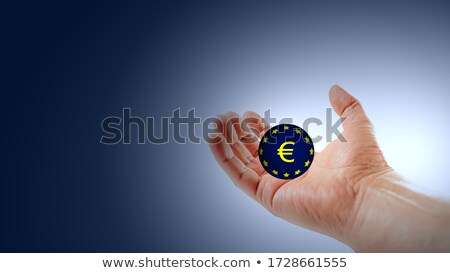Hands holding a Aids 3D Sphere Stock photo © kbuntu