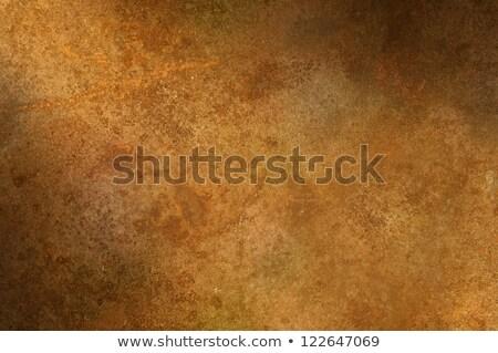Sujo enferrujado superfície textura Foto stock © Balefire9
