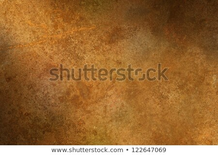 Grungy distressed rusty surface lit diagonally Stock photo © Balefire9