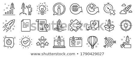 üzlet indulás pénzügyi vállalkozás viselet fogaskerék Stock fotó © Lightsource