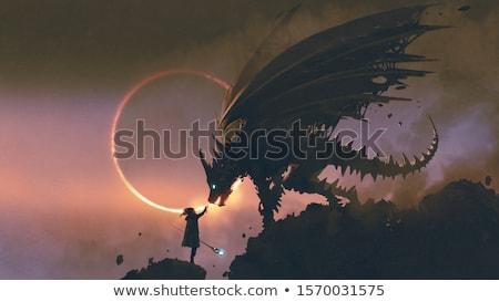 Fantasy Creature Stock photo © cteconsulting