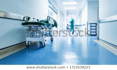 Interior of a hospital room Stock photo © ifeelstock