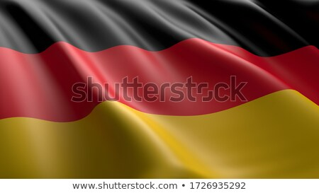 Abstract background with the Germany Flag Stock photo © maxmitzu
