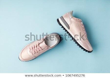 Two Sneaker Stok fotoğraf © lady-luck