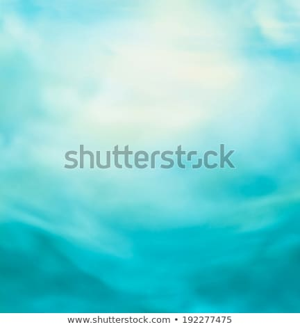 abstract · naturale · sfondi · blu · cielo · erba - foto d'archivio © tolokonov