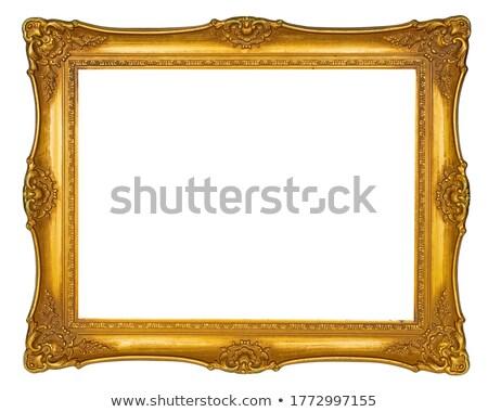 見える 金 古い 遺産 シェーカー パン ストックフォト © clearviewstock