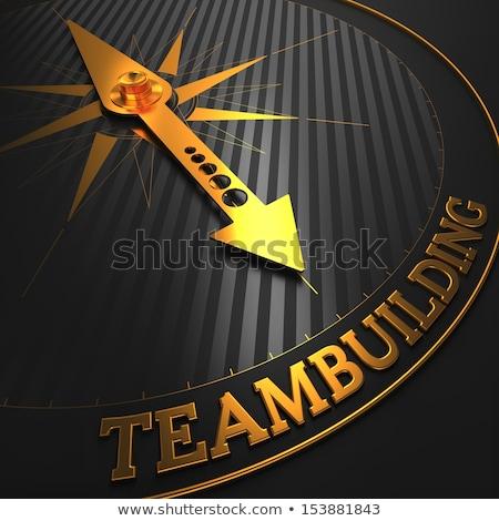 csapatépítés · tevékenységek · személyzet · háttér · csapat · energia - stock fotó © tashatuvango