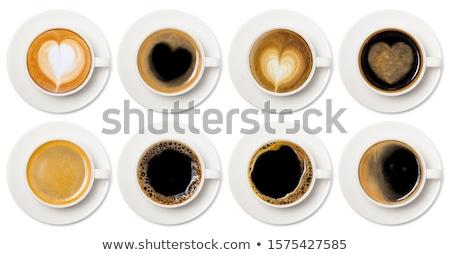Coffee Art stock photo © sonofpromise