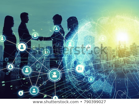 Partner Relationship Management. Business Concept. Stock photo © tashatuvango