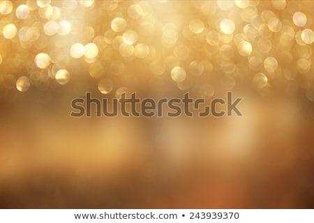 Wygaśnięcia złota kolor wieczór Błękitne niebo chmury Zdjęcia stock © cherezoff