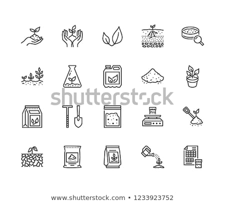 Fertilization icon Stock photo © blumer1979