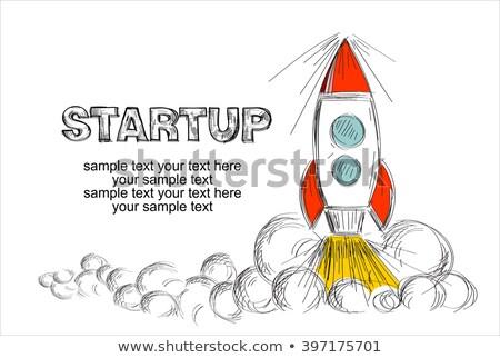 работа · в · команде · маркетинга · иконки · бизнеса · Композиции · набор - Сток-фото © davidarts