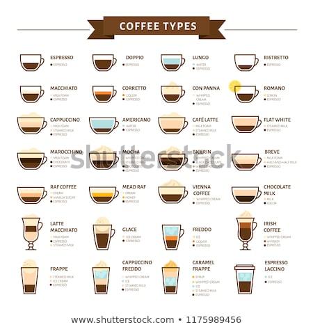 caffè · preparazione · acqua · cucina · shop · retro - foto d'archivio © netkov1