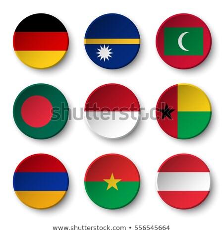 Германия Бангладеш флагами головоломки изолированный белый Сток-фото © Istanbul2009
