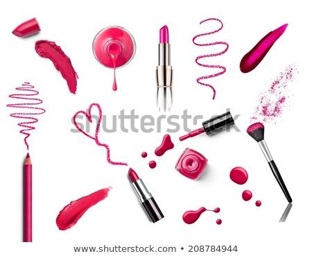 pink Cosmetic pencils Stock photo © shutswis