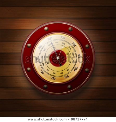 Vintage Pressure Gauges Abstract Stock photo © feverpitch