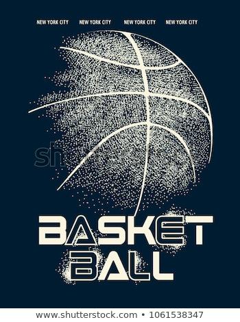 shirt for basketball Stock photo © shutswis