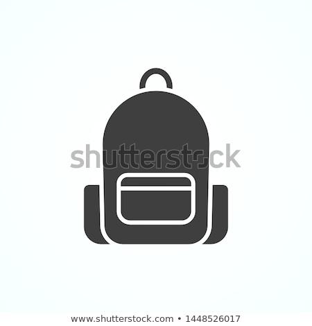 Foto stock: De · volta · à · escola · eps · 10 · vetor · arquivo · papel