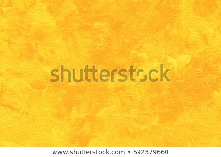 Gouache yellow texture. Stock photo © Sonya_illustrations