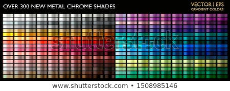 Stock photo: color metallic background