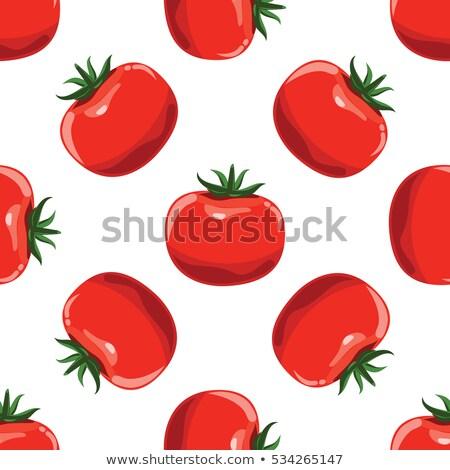томатный помидоров бесконечный текстуры растительное Сток-фото © lucia_fox