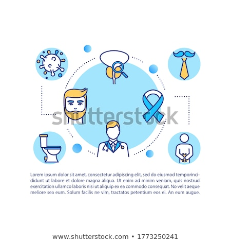 cancer   printed diagnosis medical concept stock photo © tashatuvango