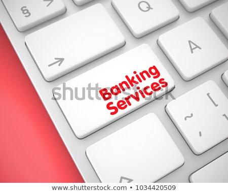 toetsenbord · salaris · knop · speciaal · groene · business - stockfoto © tashatuvango