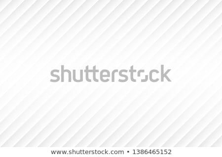 Diagonal lignes blanche résumé modèle tissu Photo stock © olehsvetiukha