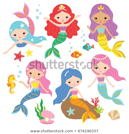 kawaii · cute · halloween · clipart · ingesteld · cartoon - stockfoto © ayelet_keshet