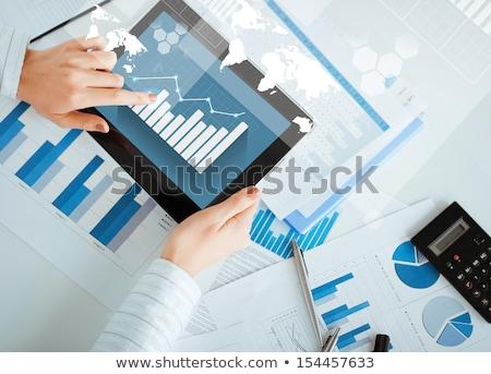 国際ビジネス 現代 技術 スマートフォン コンピュータ ストックフォト © robuart