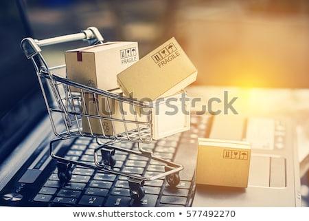 Electronic commerce Stock photo © photography33