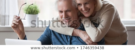 Couple received good news Stock photo © photography33