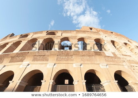 Rom Colosseum 04 Stock photo © LianeM