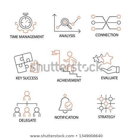 words workforce on digital screen social job concept stock photo © fotoscool