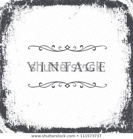 Foto d'archivio: Grunge · vintage · maschera · spazio · testo · texture