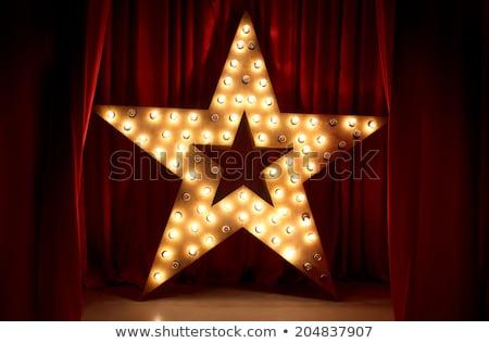 Star stage Stock photo © cla78