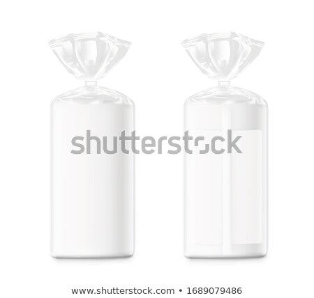 plastic packaging bags Stock photo © butenkow