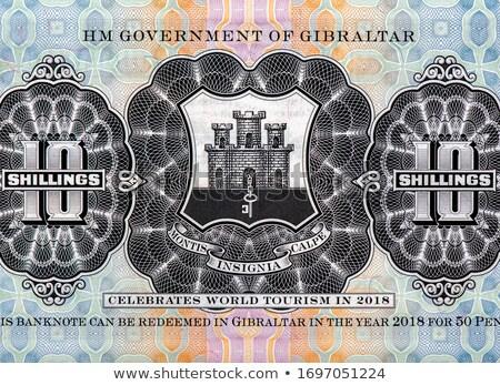 古い ヴィンテージ キー ユーロ 通貨 ノート ストックフォト © Akhilesh
